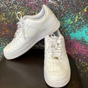 🔥Nike Air Force 1 Low White '07🔥